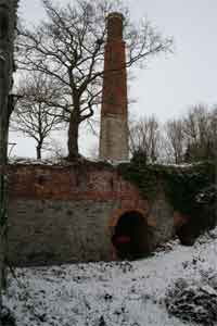 Chimney and South Pit Heapstead